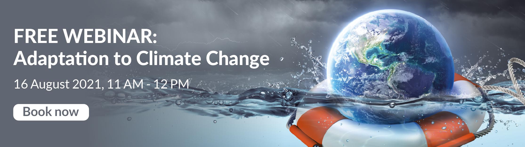 Climate Sense - free webinar